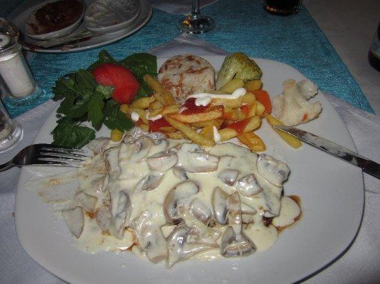 Ihan jees bild fr n anatolia restaurant side tripadvisor for Anatolia mediterranean turkish cuisine