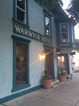 The Warwick Hotel Restaurant