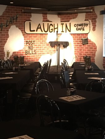Laugh-In Comedy Cafe