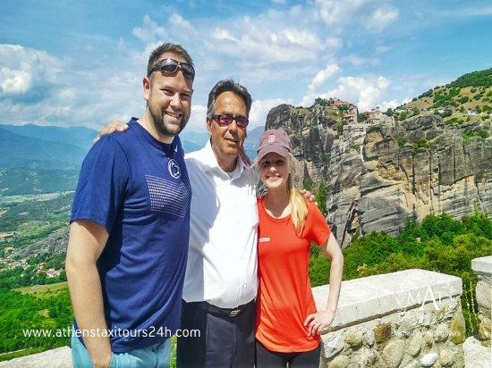 Glyfada, Yunanistan: METEORA TOUR