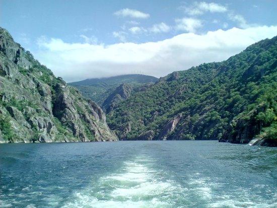 Провинция Оренсе, Испания: Desde el catamarán