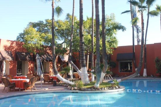 Palacio Azteca Hotel: Alberca