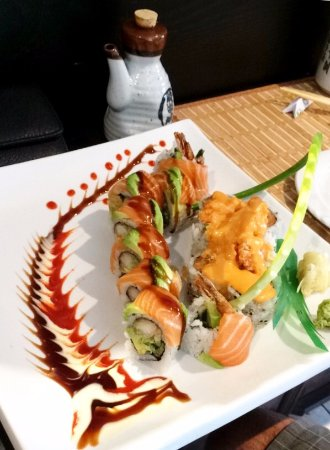 Wako japanese restaurant london ontario picture of wako for Asian cuisine london