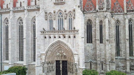 Pension bei der Marienkirche