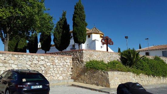 Colmenar, España: Ermita de Nuestra Señora de la Candelaria