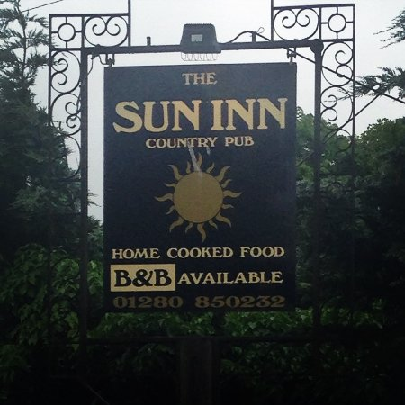 Whitfield, UK: The Sun Inn