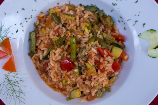 Portun: Summer risotto