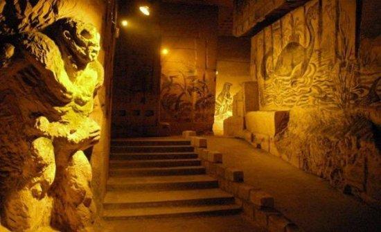 Grotten van Kanne