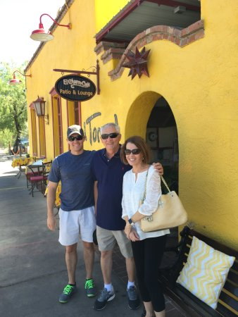 Tucson Food Tours: One of about 6 eateries the tour goes to