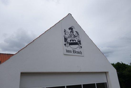 Brovst, Denmark: Von Broich Mohair-Farm