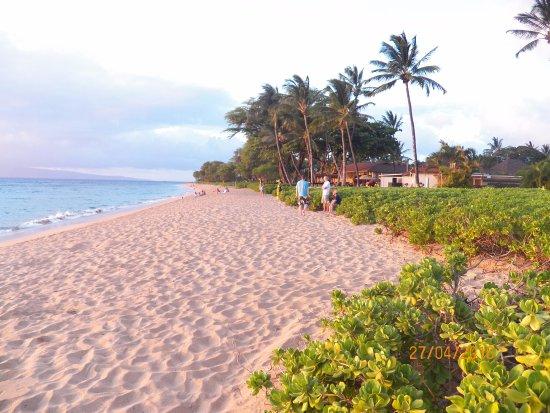 Aston Maui Kaanapali Villas: Beach