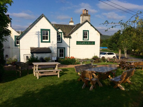 Kirkton of Glenisla, UK: Glenisla Hotel