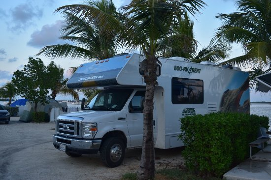 Boyd's Key West Campground: Waterfront setting