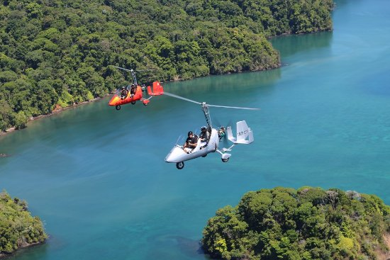 Fly With Us - Ultralight Tours