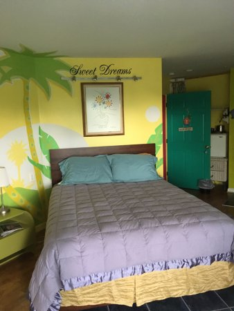 The Blue Water House: Key West room
