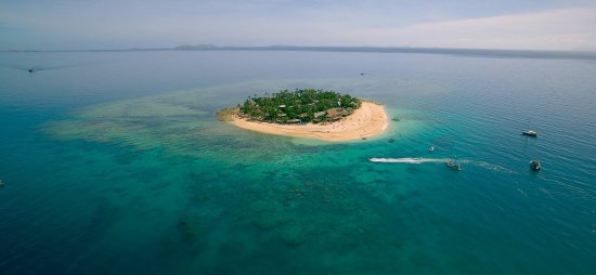 Beachcomber Island Resort