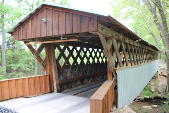 Oneonta, Αλαμπάμα: Easley Covered Bridge