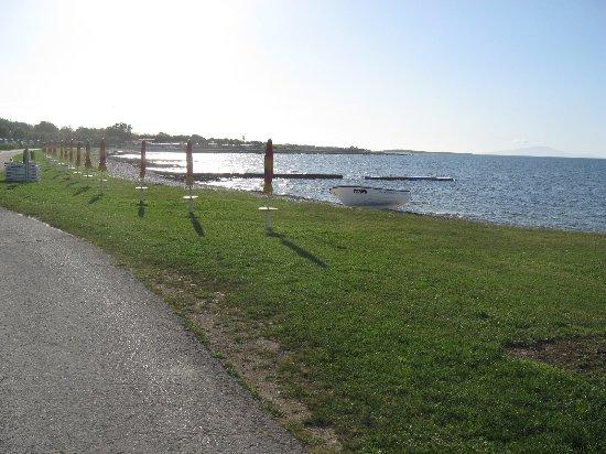 TUI Sensimar Medulin: coastal path views