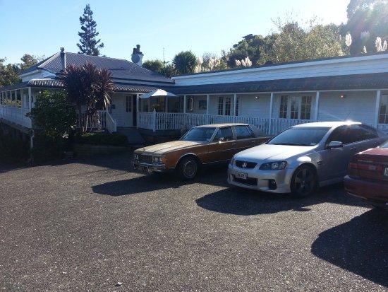 Te Aroha, Nya Zeeland: Free car porking....