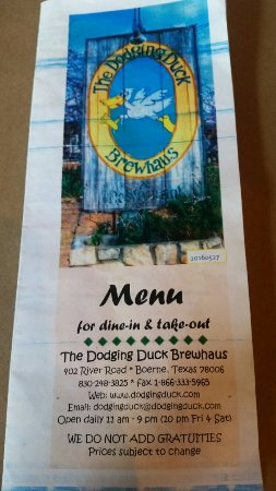 The Dodging Duck Brewhaus : 20160608_140448_large.jpg