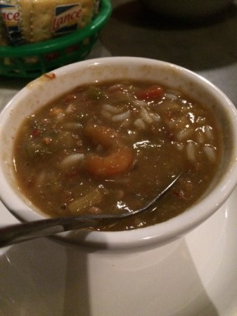good gumbo, too! This is a cup(smaller size)