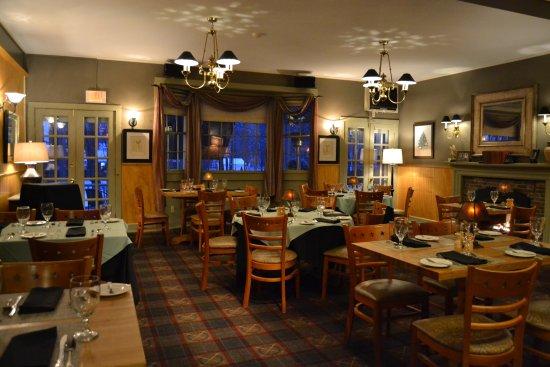 Waybury Inn : The Club Room