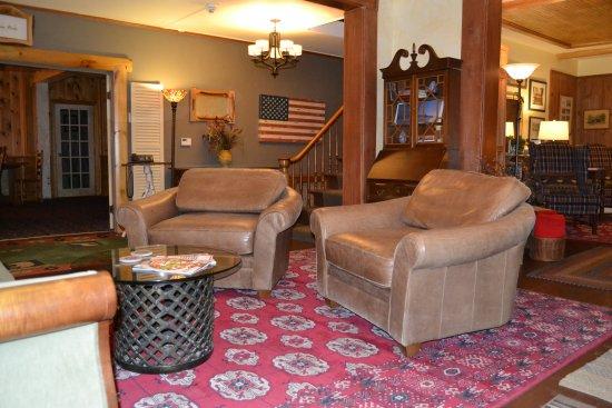 Waybury Inn : Our sitting area