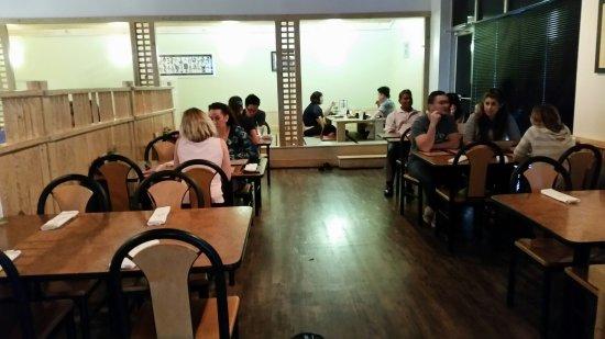 Waraji Anese Restaurant Sushi Bar In Raleigh Nc General Seating