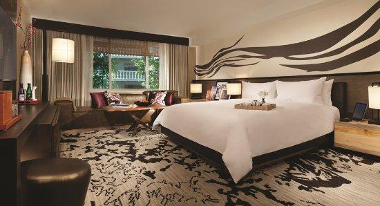 Nobu Hotel at Caesars Palace: Nobu Luxury King