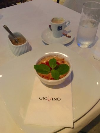 Giovino Restaurant : So good. 😋