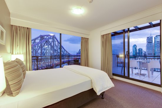 Oakwood Hotel & Apartments Brisbane