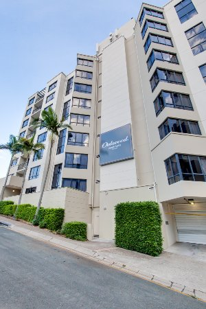 Oakwood Hotel U0026 Apartments Brisbane: Oakwood Apartments Brisbane   Exterior