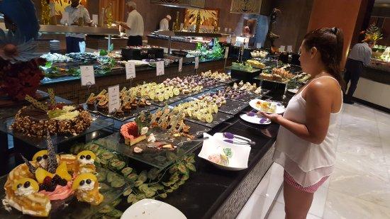 Iberostar Grand Hotel Paraiso: Exquisitos y elegantes postres