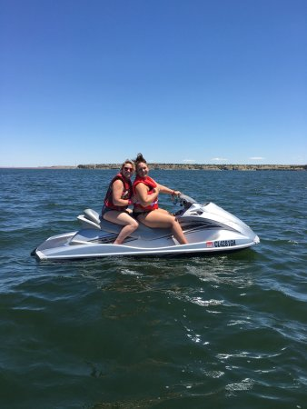 We had a great time with Pueblo Jet Ski! The service was great and the views were beautiful!