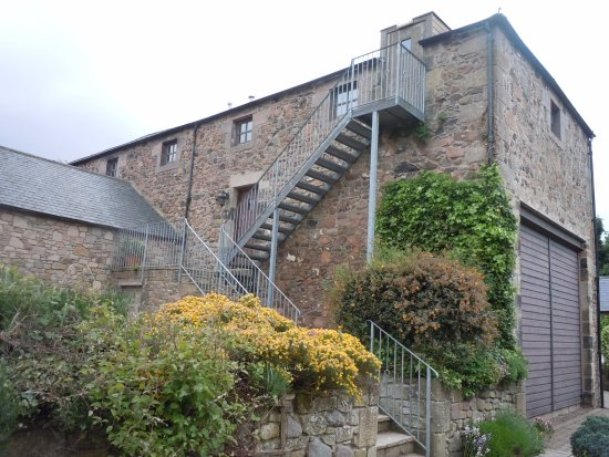 Review of Akeld Manor and Cottages, Wooler, England