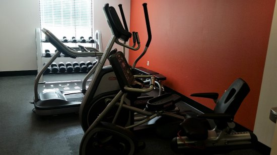 Salem, OH: Exercise Room
