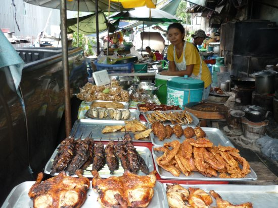 The Rajata: street food
