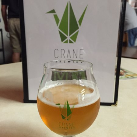 Raytown, MO: Crane Brewing Company