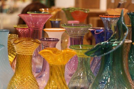 Corning, Νέα Υόρκη: Vases