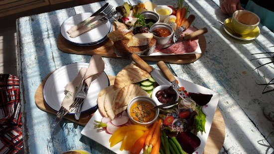 New Plymouth, New Zealand: Our Summer Platters