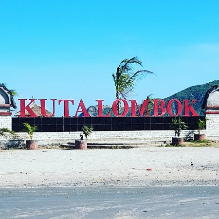 Kuta Beach Lombok The Icon
