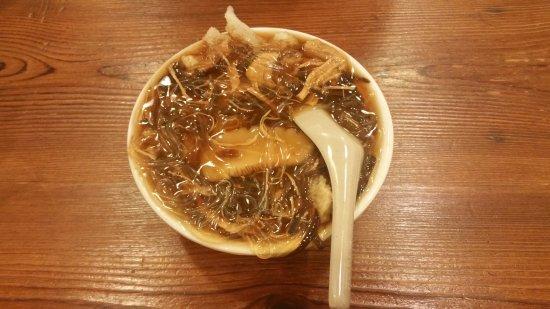Dogbonbon : Fish maw (fake) shark fin soup