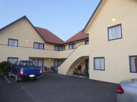 Bella Vista Motel Greymouth New Zealand