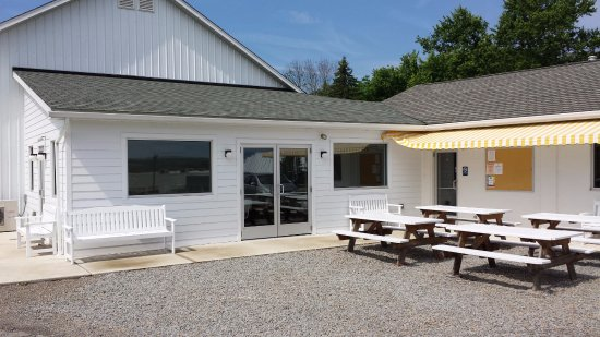 Blairsville, PA: Cornell Creamery's new Party Room