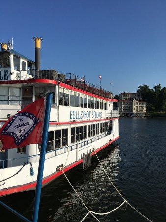 Belle of Hot Springs Riverboat: photo2.jpg