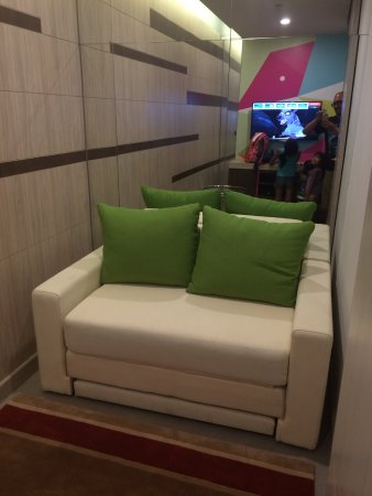 small sofa bed picture of ibis styles jakarta sunter