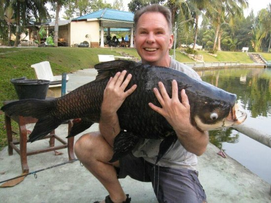 Hua Hin Fishing Lodge (Day Package)