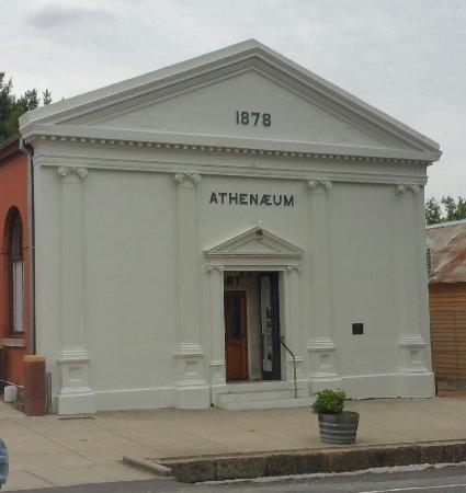 SLUGA GALLERY housed in the historic Athenaeum