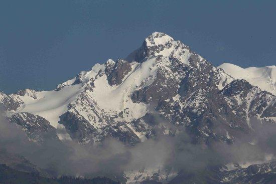 Almaty, Kazakhstan: Nursultan Peak