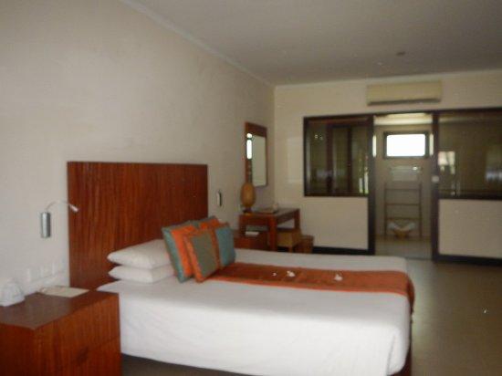 Blue Ocean Resort: Room inside